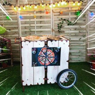 🍕🍕🍕Pizza para tus invitados... #soytuevento #carritosparaeventos