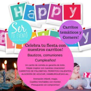 www.sertuevento.es #comunion #enentos #fiestas #bautizo #eventosmadrid #cumpleaños #fiestasinfantiles #eventosprivados #fiestas